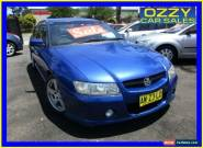 2005 Holden Commodore VZ SV6 Blue Automatic 5sp A Sedan for Sale