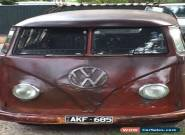 1955 split windscreen Kombi for Sale