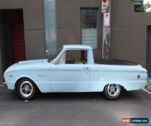 Classic 1963 Ford Ranchero V8 for Sale