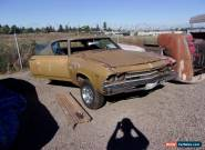 1969 Chevrolet Chevelle SS Hardtop 2-Door for Sale