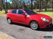 2013 Alfa Romeo Giulietta for Sale