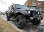Jeep : Wrangler Unlimited Rubicon for Sale