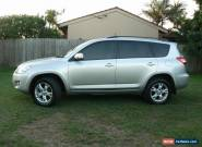 TOYOTA RAV4 Cruiser 2012 2WD Automatic SUV Vehicle Wagon Gold Coast for Sale