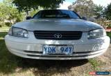 Classic Toyota Camry 2000/4cyl.5speed,manual(new clutch) for Sale