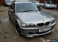 2004 BMW 318I SPORT GREY for Sale