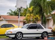 1991 Ford Mustang LX Sedan 2-Door for Sale