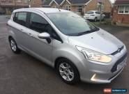 2015 FORD B-MAX ZETEC AUTO 1.6L FULL SERVICE, 2 KEYS, LOW MILEAGE STUNNING CAR  for Sale