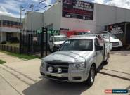 2008 Ford Ranger PJ 07 Upgrade XL (4x2) Manual 5sp M Cab Chassis for Sale