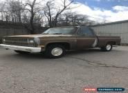 1981 Chevrolet C-10 Deluxe Standard Cab Pickup 2-Door for Sale