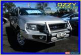Classic 2014 Ford Ranger PX Wildtrak 3.2 (4x4) Silver Automatic 6sp A Crewcab for Sale