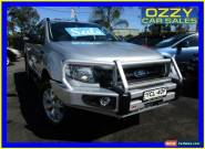 2014 Ford Ranger PX Wildtrak 3.2 (4x4) Silver Automatic 6sp A Crewcab for Sale