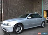 BMW 525i SE Automatic 2.5 Full Leather for Sale