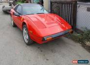 1984 Pontiac Fiero 308 for Sale