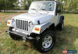 Classic 2005 Jeep Wrangler UNLIMITED RUBICON for Sale