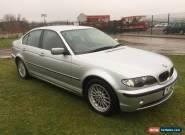 2002 52 BMW 325I SE AUTO  for Sale