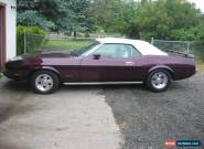 1973 Ford Mustang Base Convertible 2-Door for Sale
