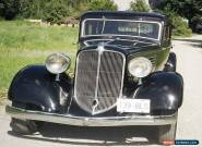 1934 Chrysler Other CA for Sale