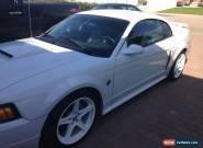 2004 Ford Mustang GT anniversary edition twin turbo for Sale