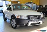 Classic 2005 Volvo Cross Country MY04 LE White Automatic A Wagon for Sale