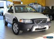 2005 Volvo Cross Country MY04 LE White Automatic A Wagon for Sale