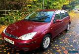 Classic 2003 FORD FOCUS 1.6 LX-12 MONTHS MOT for Sale