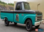 Ford: F-100 for Sale