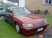 1990 TOYOTA CRESSIDA GLX SEDAN for Sale