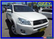 2012 Toyota RAV4 ACA38R Cruiser (2WD) White Automatic 4sp A Wagon for Sale