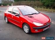 Peugeot 206 1.4 LX 5 Door for Sale