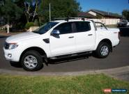 2014 Ford Ranger XLT Dual Cab for Sale
