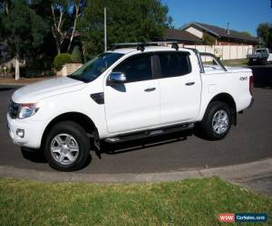 Classic 2014 Ford Ranger XLT Dual Cab for Sale