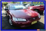 Classic 1998 Toyota Camry SXV20R CS-X Maroon Automatic 4sp A Sedan for Sale