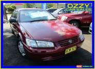 1998 Toyota Camry SXV20R CS-X Maroon Automatic 4sp A Sedan for Sale
