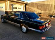 Mercedes-Benz: S-Class 560 SEL ONLY 76852 Miles!!! stock 300HP V8   for Sale