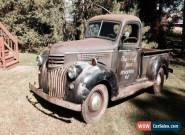 1941 Chevrolet Other Pickups MASTER  for Sale