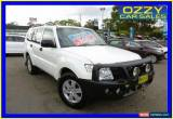 Classic 2011 Mitsubishi Pajero NT MY11 GL LWB (4x4) White Automatic 5sp A Wagon for Sale
