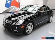 2011 Mercedes-Benz E-Class Base Coupe 2-Door for Sale