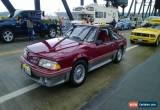 Classic 1989 Ford Mustang GT Hatchback 2-Door for Sale