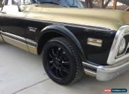 """1970 Chevrolet C-10  """"Custom Sport Truck""""  for Sale"""
