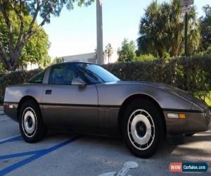 Classic 1984 Chevrolet Corvette 2 Door for Sale