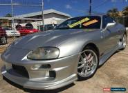 1994 Toyota Supra Silver Manual 5sp M Liftback for Sale