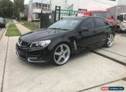 2014 Holden Commodore VF SS Storm Black Manual 6sp M Sedan for Sale