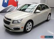2015 Chevrolet Cruze Diesel Sedan 4-Door for Sale