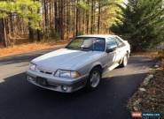 1991 Ford Mustang GT Hatchback 2-Door for Sale