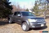 Classic Toyota: Tundra SR5 for Sale