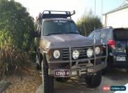 60 Series Sahara Landcruiser  for Sale