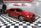 Classic 2004 Ford Mustang 2dr Coupe SVT Cobra for Sale