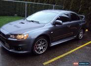 Mitsubishi: Evolution GSR for Sale