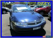 2001 Holden Berlina VX Blue Automatic 4sp A Wagon for Sale