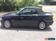 1998 BMW 328i  Convertible  for Sale